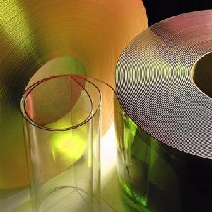Bulk roll materials