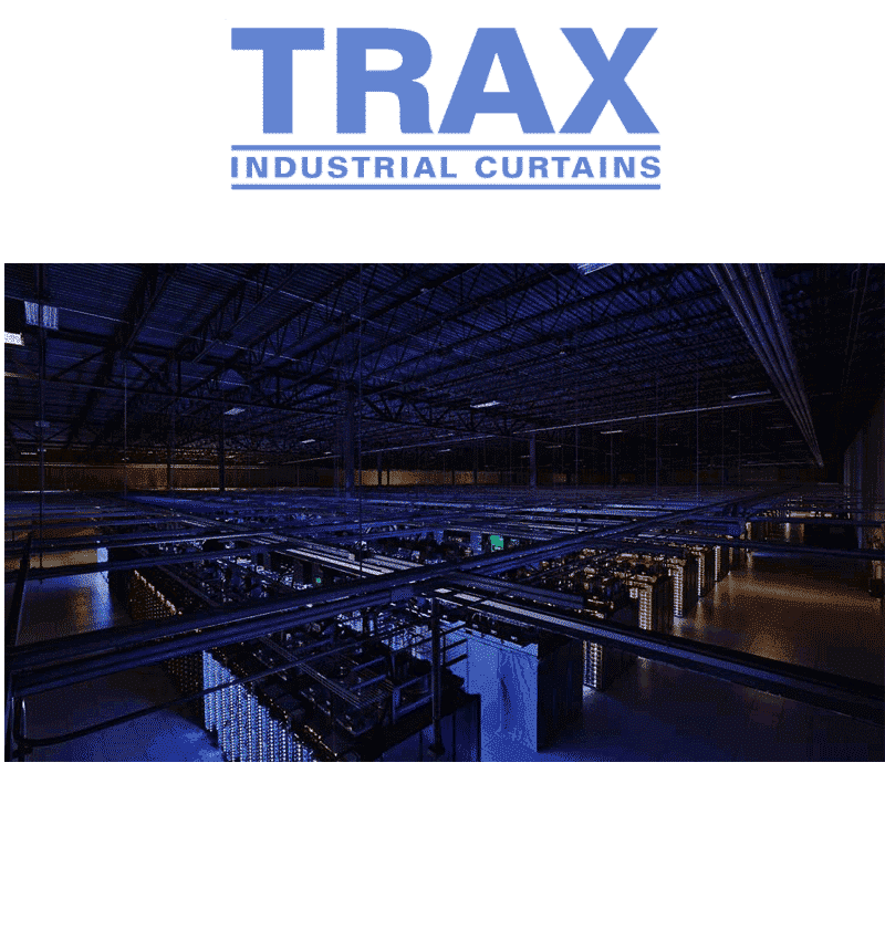 Data center containment solutions by TRAX