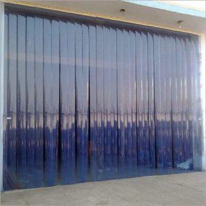 Plastic Strip Door For Showroom